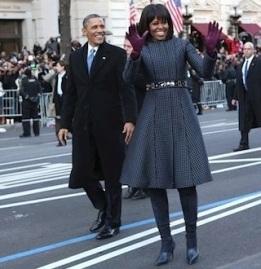 Obama Michelle Inauguration 2013