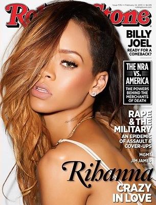Rihanna Rollingstone 2013