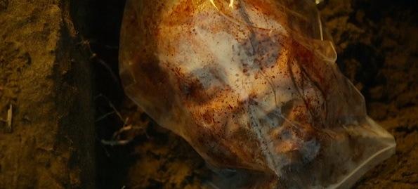 Severed Head Evil dead