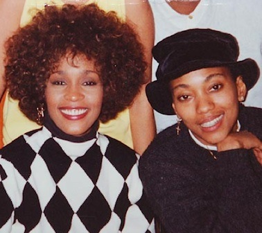 Whitney Houston's girlfriend