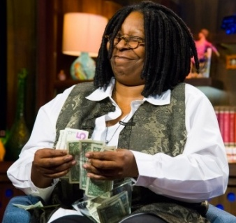 Whoopi Watch what happens live