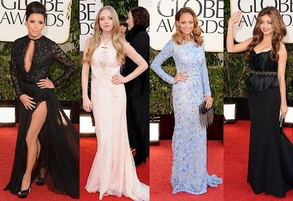 Worst Golden Globes dresses 2013 1