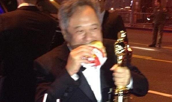 Ang Lee burger