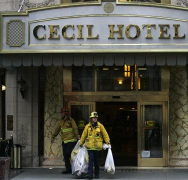 Cecil Hotel corpse