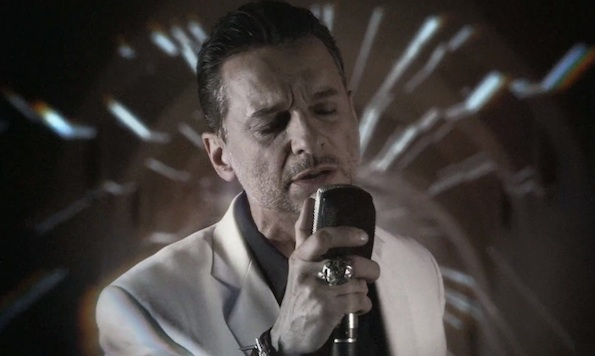 Dave Gahan heaven video