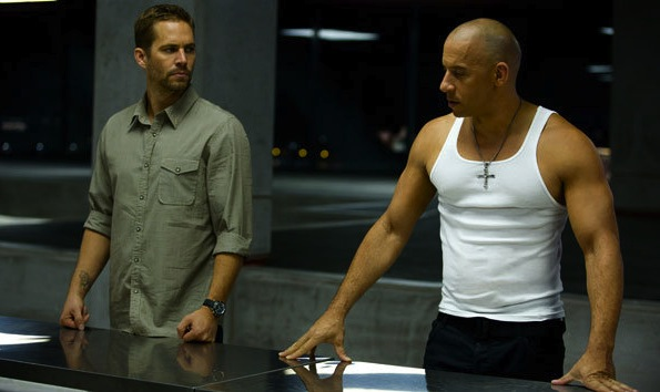 Fast and the furious 6 still