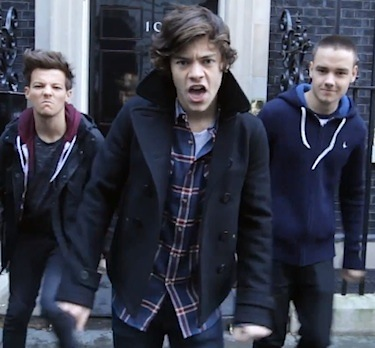 Harry Styles one way or another