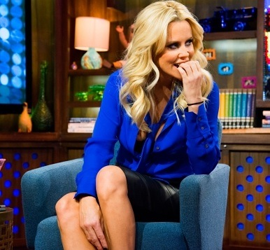 Jenny McCarthy Watch what happens live