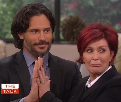 joe manganiello hands