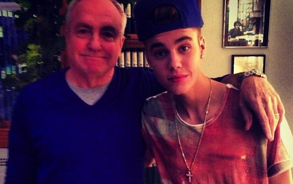 Justin Bieber Lorne Michaels