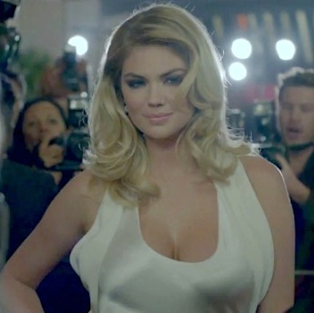 Kate upton super bowl ad