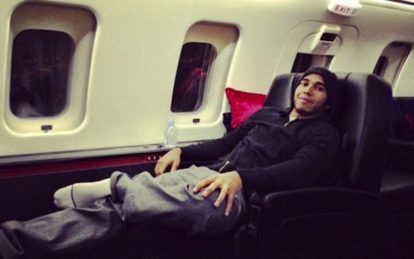Lewis Hamilton Buys Private Jet to See More of Nicole ...