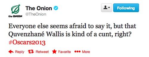 Quvenzhane Wallis cunt