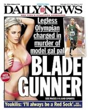 Reeva Steenkamp headline