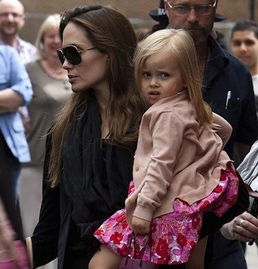 Vivienne Jolie Pitt Earning 3 000 A Week For Disney S