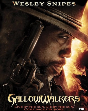 Wesley Snipes Gallowwalkers