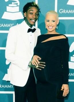 Wiz Khalifa Amber Rose Grammys