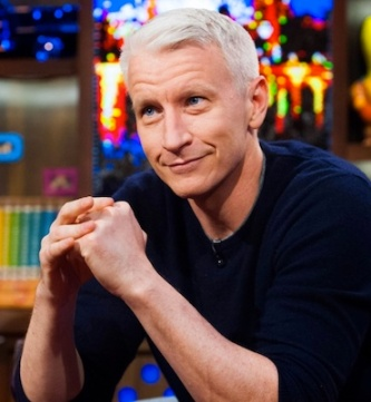 Anderson Cooper What What Happens Live