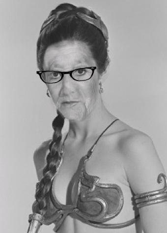 Grandma Leia