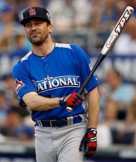 Jon Hamm baseball
