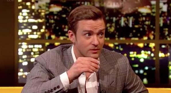 Justin Timberlake shots