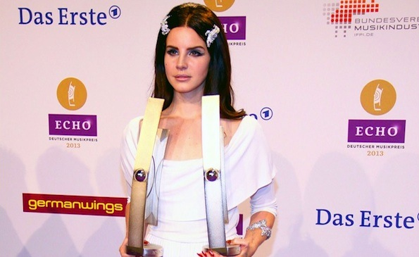 Lana Del Rey Echo Awards