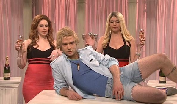 Justin timberlake andy samberg snl dating show