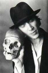 Richard Hell skull