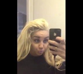 Amanda Bynes video still