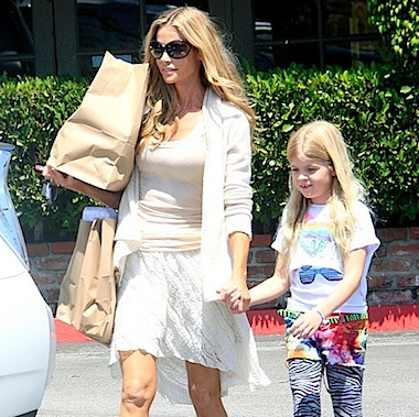 Denise Richards groceries