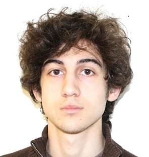 Dzhokhar Tsarnaev bomber