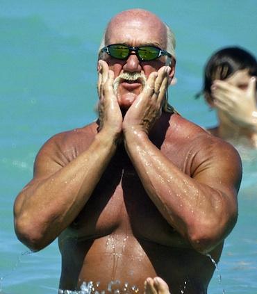 Brooke hogan nude naked
