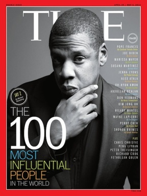 Jay Z time magazine cover