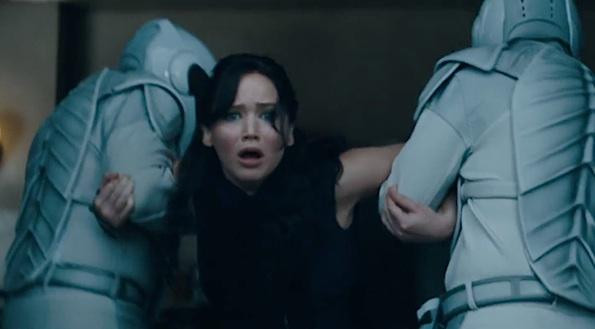 Jennifer Lawrence Catching Fire