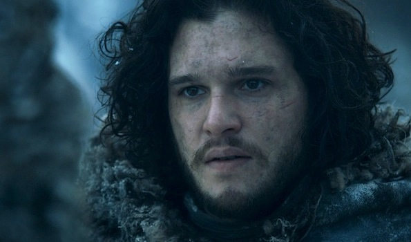 Kit Harington Game of Thrones season 3