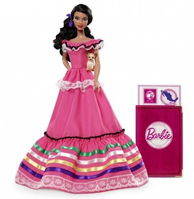 Mexico barbie 2013