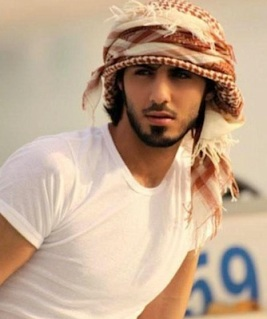 Omar Borkan Al Gala too handsome