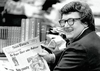 Roger Ebert Pulitzer
