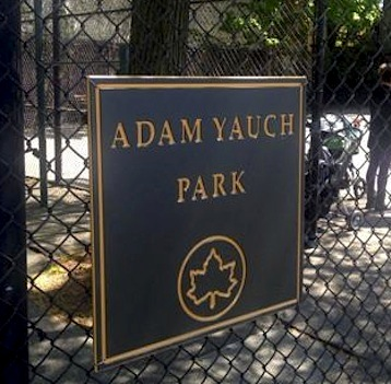 Adam Yauch Park Brooklyn