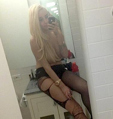 Amanda Bynes naked