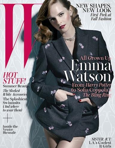 Emma Watson W 2013