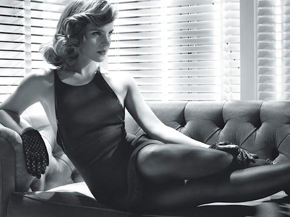 Emma Watson W Magazine 2013