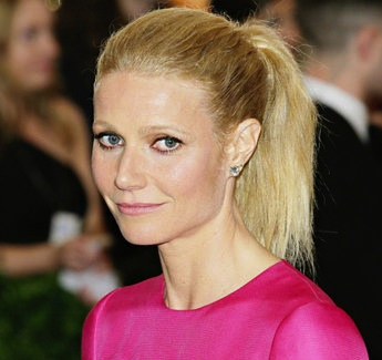 Gwyneth Paltrow bored Met Gala