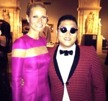 Gwyneth Paltrow Psy