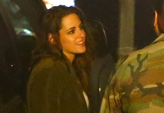 "This is Kristen Stewart's ""I'm so happy to be single face,"" apparently"