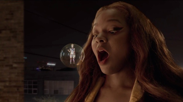 Major Lazer bubble butt video