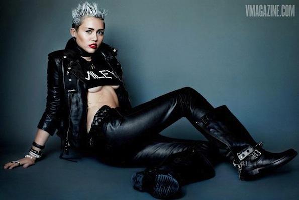 miley V Magazine 2013