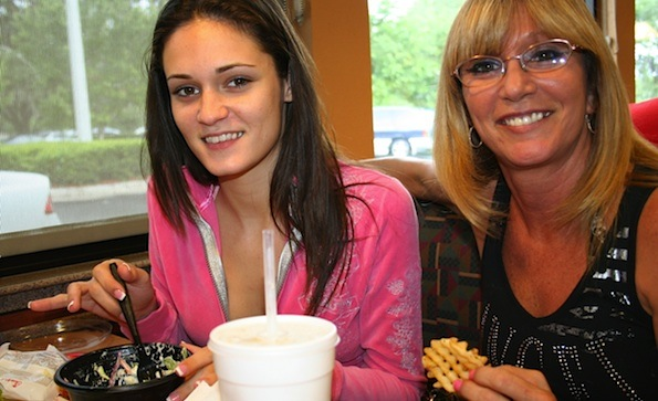 Monica and Jessica Sexxxton: bonding over waffle fries and so much more