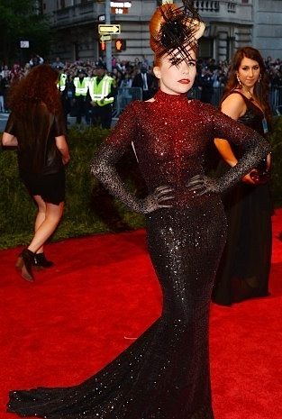 Paloma Faith Met Gala 2013