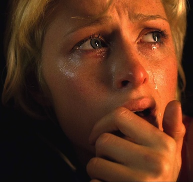 Paris Hilton crying cannes